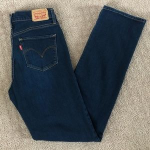 314 Shaping Straight Women's Jeans - Size 28